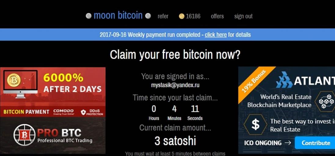 Site-uri de unde poți castiga Bitcoin / Satoshi gratis